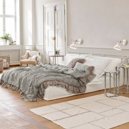 Letto Cottonwood color crema