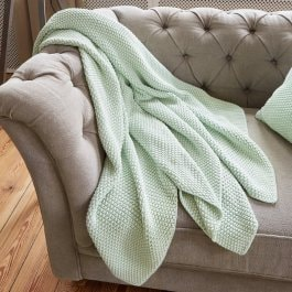 Plaid Amberley menta