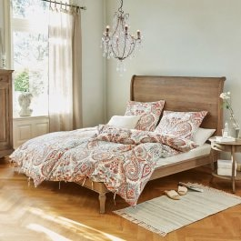 Letto Saint-Germier marrone
